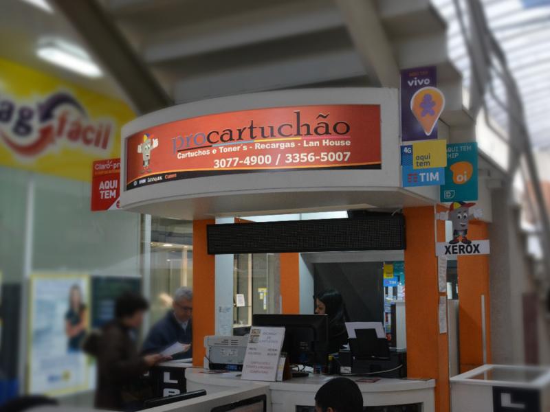 Pro Cartuchão